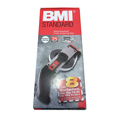 BMI Standard Professional Tape Measure 25 m - Left Or Right Hand 515024025A