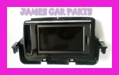 Renault Megane Iii 1.5 Dci Display Screen Ecran A7 Tom Tom 259153411R $Tested$