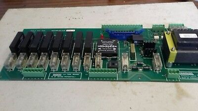 Howson Autolith 105 Relay board