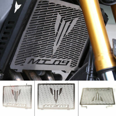 Radiator Grille Guard Cover Protector For YAMAHA MT-09 Tracer FZ-09 2014-2017