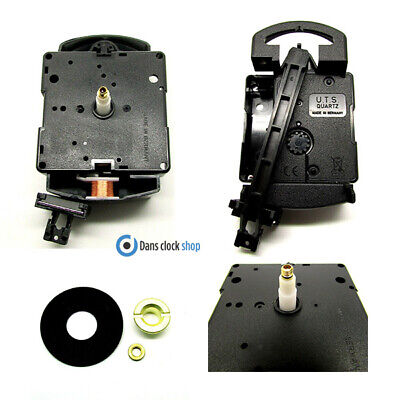 New Replacement Quartz German UTS Euroshaft Clock Pendulum Movement Mechanism