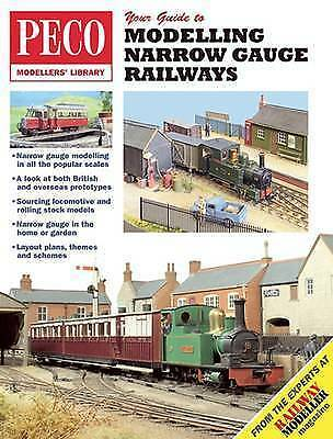 Your Guide to Narrow Gauge Railways PM203 by Steve Burnham, Andrew Flint