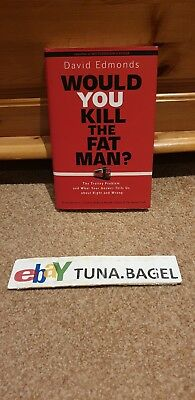 Would You Kill the Fat Man?: The Trolley Problem and What Your Answer Tells Us …