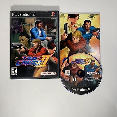 Time Crisis II - Playstation 2 Game Complete