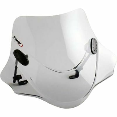 Windscheibe Windschild Puig City Sport smoke für SYM HD 200i EVO 08-14 SYM HD2 H