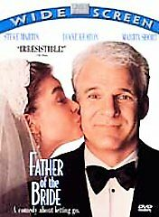 Father of the Bride (DVD, 1999) - Steve Martin
