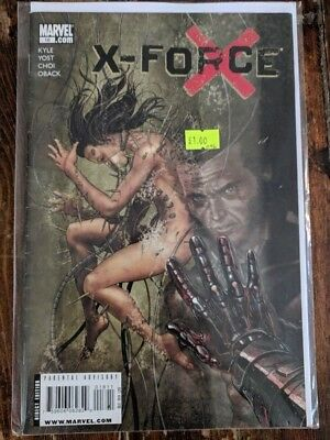 X-Force #18 by Craig Kyle, Christoper Yost, Mike Chio Wolverine/X-23