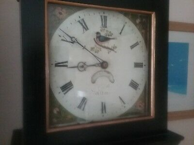 Victorian Antique Longcase clock