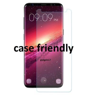 For Samsung Galaxy S9 Plus 3D Curved Tempered Glass LCD Screen Protector