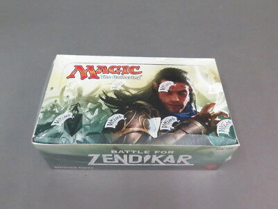 Magic the Gathering MTG Battle for Zendikar Factory Sealed Booster Box