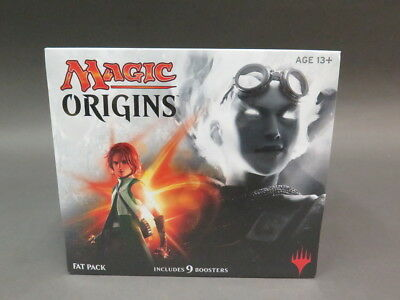 Magic the Gathering MTG Origins Fat Pack Factory Sealed Box