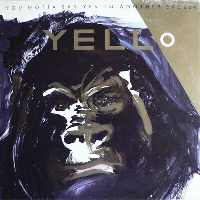 Yello - You Gotta Say Yes To Another Excess - New 1988 Mercury Cd - Sealed