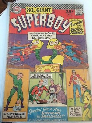 Superboy 80 Page Giant
