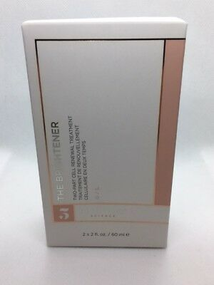 BeautyBio The Brightener Two Part Cell Renewal Treatment 2 x 2 fl oz