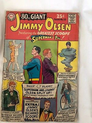 Jimmy Olsen 80 Page Giant