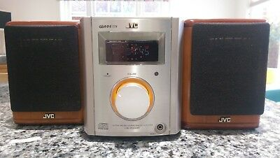 JVC MICRO COMPONENT System UX-GP5 (IPOD DOCK NOT WORKING