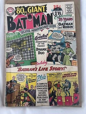 Batman 80 Page Giant Silver Anniversary issue