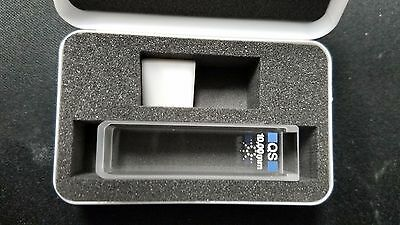 Agilent Quartz Cuvette Cell, Open-top UV quartz,10 mm, 3500 ul Part 5061-3387