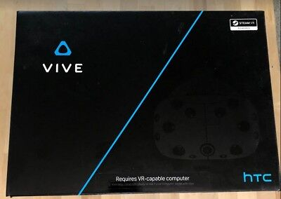 HTC Vive - Virtual Reality System and Headset
