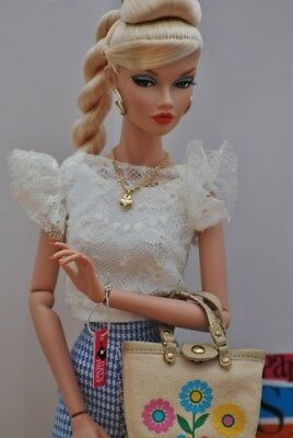 Fashion Royalty Integrity Poppy Parker 16 limited edition doll Shop Around BJD