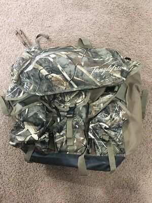 Tangle Free Waterfowl Backpack Ducks unlimited Edition