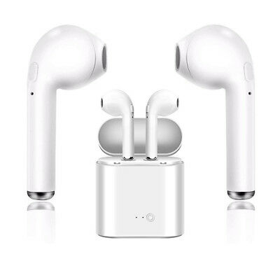 Bluetooth Kopfhörer TWS i7s mini Wireless Kabellos In-Ohr Headset Stereo Musik