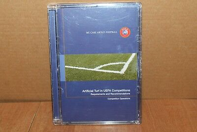 Fußball DVD - UEFA We care about Football - Artificial Turf in UEFA Competitions