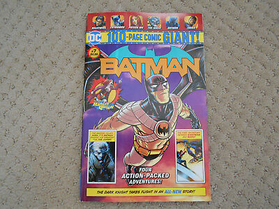 DC Comics Batman WAL-MART 100 Page GIANT 2018 #7 Nightwing, Catwoman, Harley