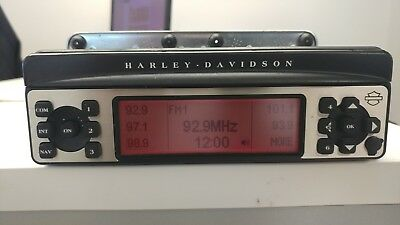 Tested Harley Davidson Harman/kardon Cd Player 76160-06 Cvo Ultra Touring