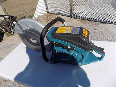 MAKITA Concrete Saw EK6101 with Blade - Great Condition!