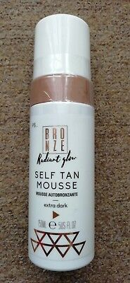 PS bronze self tan mouse 150ml (extra dark) brand new sealed