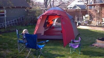 Big Agnes Flying Diamond 8 Person tent with Footprint