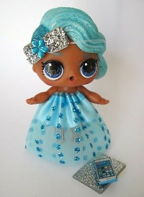 LOL Surprise Doll Custom Skirt Bow Clothes OUTFIT & ACCESSORIES ONLY
