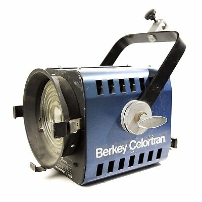 Berkey Colortran 1K Fresnel Stage Light