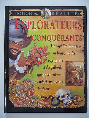 Fiction Ou Realite Explotateurs & Conquerants L'olympe