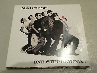 Madness - One Step Beyond - CD + DVD Digipak Edition