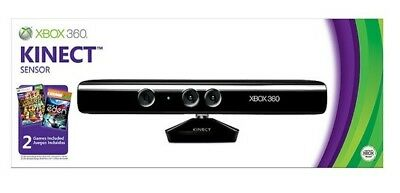Kinect Sensor with Kinect Adventures & Child of Eden - Microsoft Xbox 360