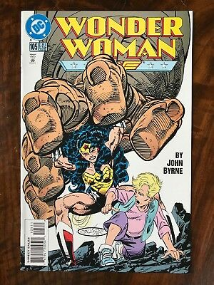 Wonder Woman 105 NM 1st appearance of Cassie Sandsmark Wonder Girl Young Justice