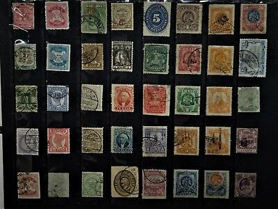 World Wide Stamps / VERY OLD FOREIGN Lot #11 for your Collection