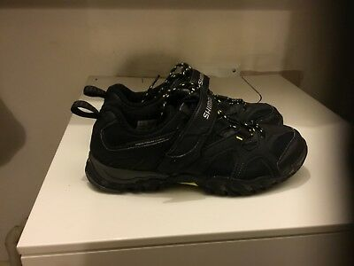 shimano mtb shoes Size 9 in fantastic condition!