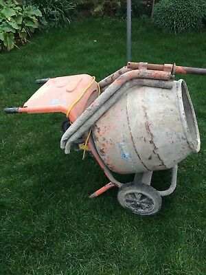 Belle Minimix 150 cement mixer 240v full working order