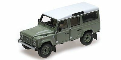 Land Rover Defender 110 Heritage Edition 2015 - 1:18 - Almost Real