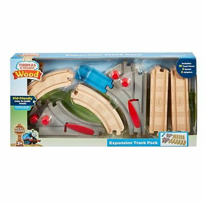 Thomas & Friends Wooden Railway Expansion Pack Brand New In Box Fkf55