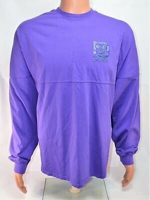 Disney World 2019 Purple Potion Spirit Jersey Sweater Shirt Sz X Small XS NEW