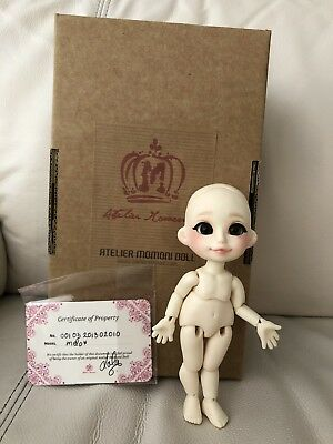 "Atelier Momoni Melo - 6"" (15cm) BJD - With Original Box And COA"