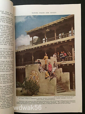1938-05 May National Geographic: New Mexico-Singapore, China-Monkeys-Frogs