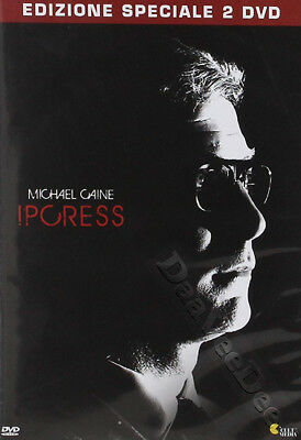 The Ipcress File NEW PAL Arthouse 2-DVD Set Sidney J. Furie Michael Caine