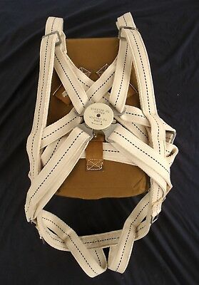 WWII British Airborne Type-X Parachute Harness & Pack MkI