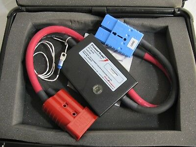 PowerTrac Battery Diagnostics tool DT+ Series Data Logger  12-84 VDC