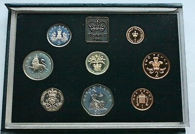 1984 Royal Mint UK Proof Coin Collection
